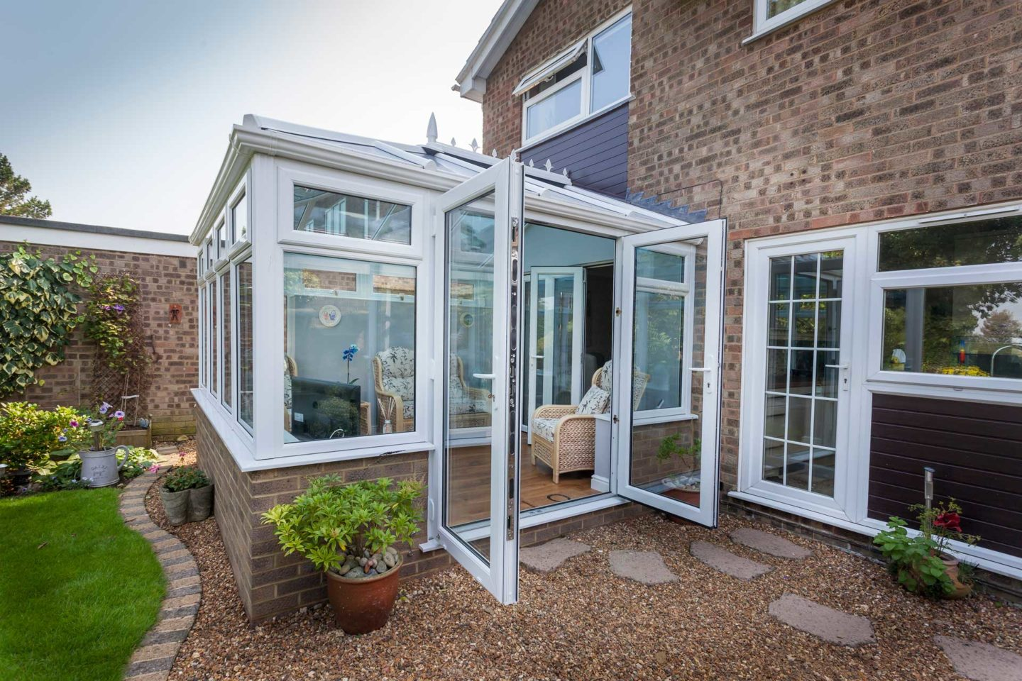 Profile 22 French Doors Burnley
