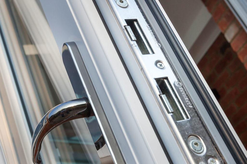 Secure uPVC Doors