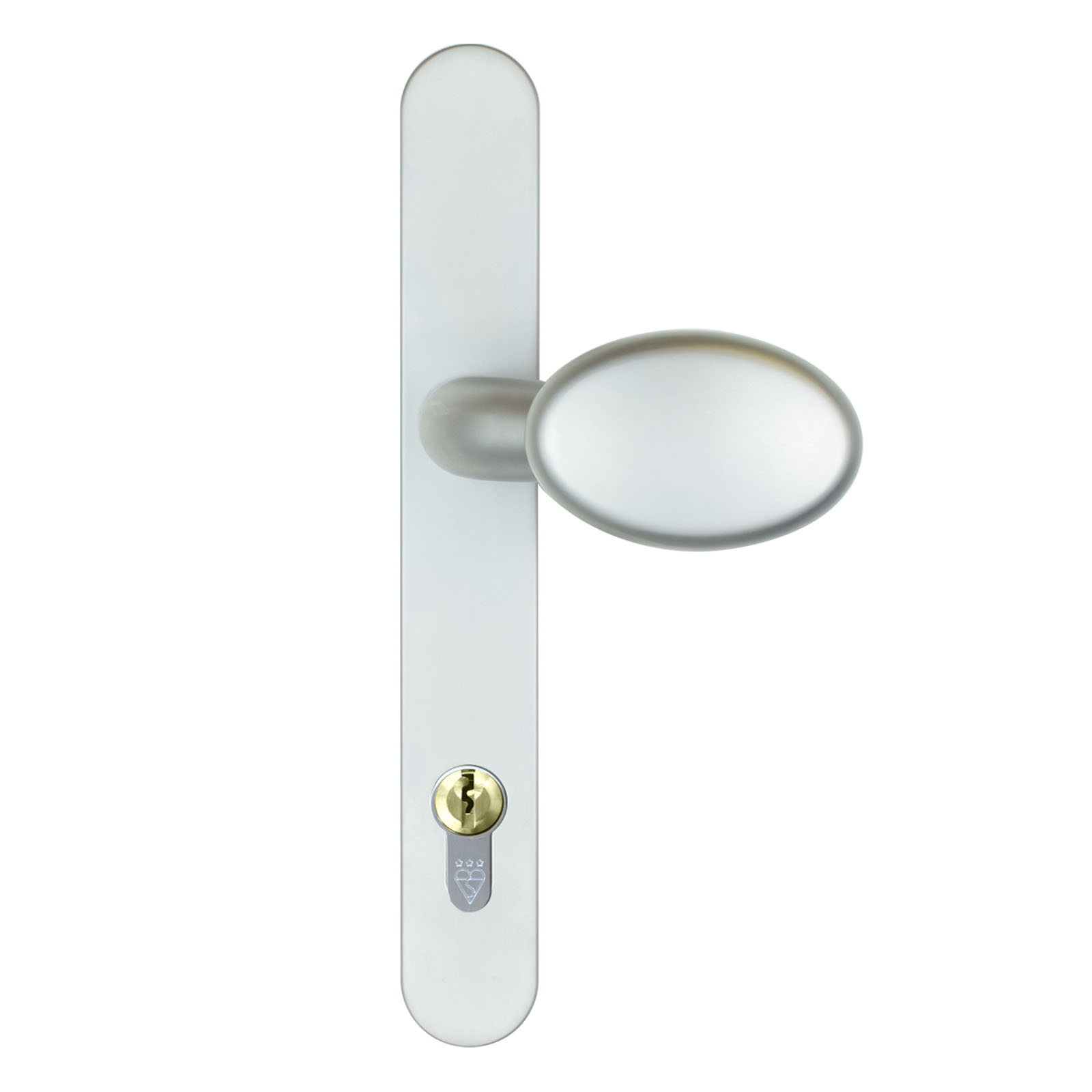 Satin Lever / Pad Handle